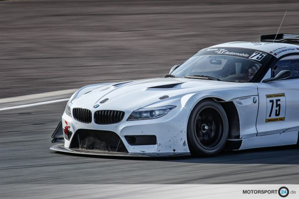 BMW Z4 GT3 Motorhaube