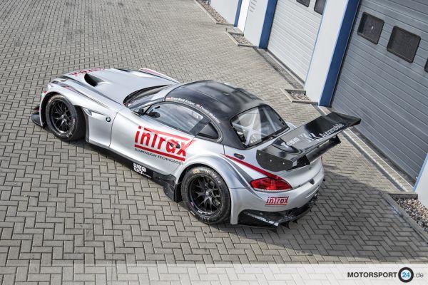 BMW Z4 GT3 Dach