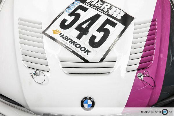 BMW M3 E46 Motorhaube GTR 2016