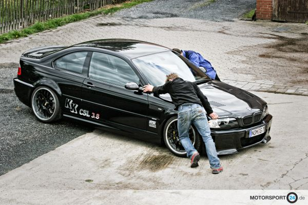 BMW M3 E46 / E46 Dach