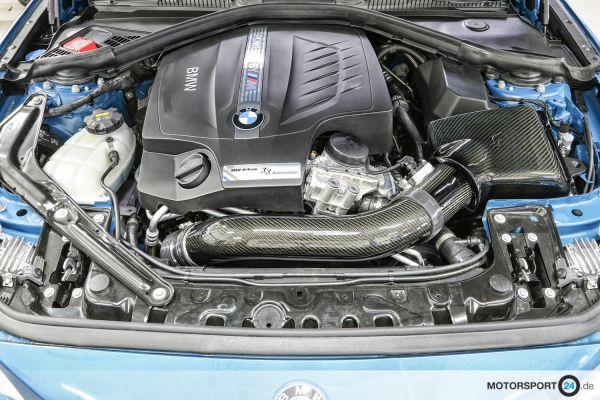 BMW M2 F87 Carbon Ansaugung