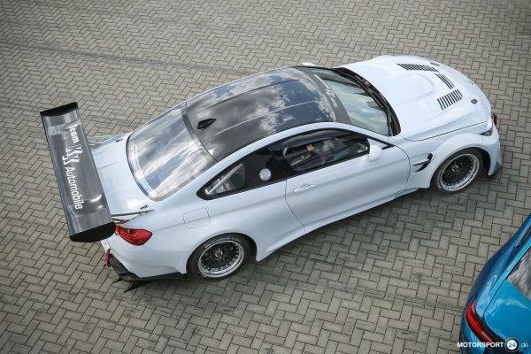 BMW M4 F82 Dach