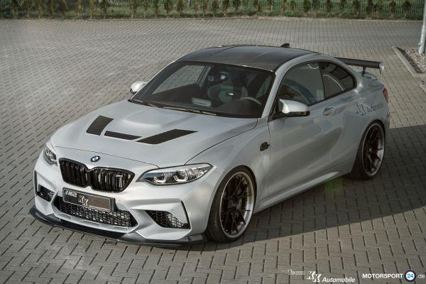 BMW M2 F87 / M235i F22 Dach