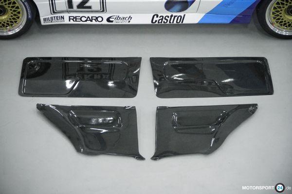 M3 E30 Türverkleidungen Carbon