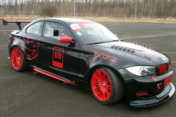 BMW 1M / 135i E82 Türen Race