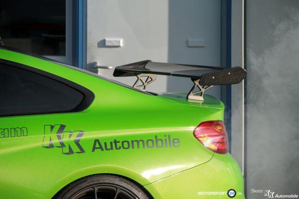 BMW M4 F82 Heckflügel GTS Style