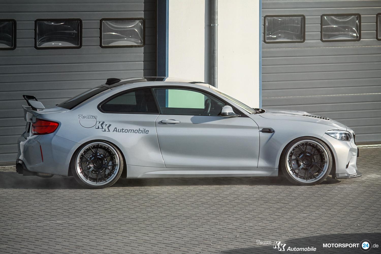 BMW M2 F87 Tuning