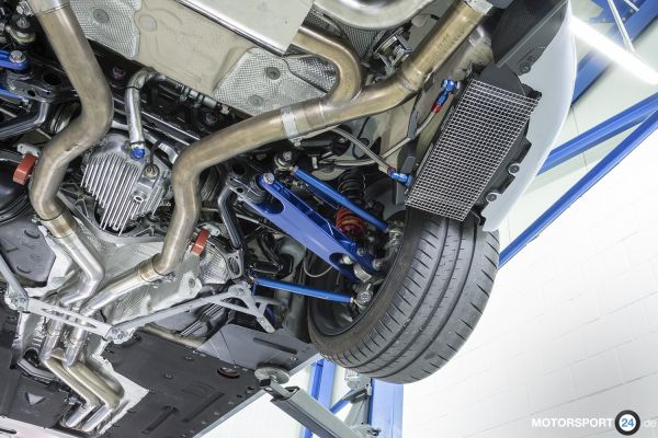 BMW M2 Differential-Ölkühler Kit