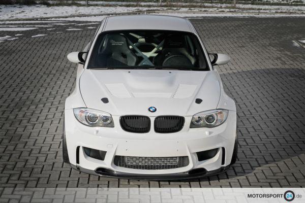BMW 1M Coupé GT4 Lippe