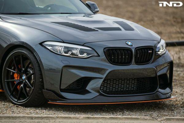 BMW M2 F87 / M235i Motorhaube GTR