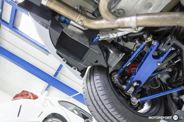 BMW M2 Getriebe-Ölkühler Kit