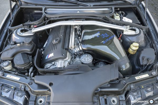 BMW M3 E46 Airbox Clubsport S54