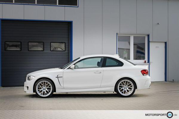 BMW 1M Coupé Upgrade für E82