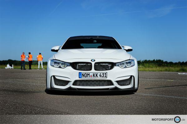 BMW M4 F82 Motorhaube GTR