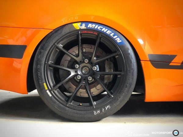 BMW M4 GT4 Alufelgen 11x18 ET30