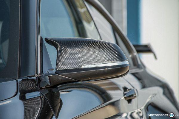 BMW M4 Style Spiegelkappen 1er 2er 3er 4er