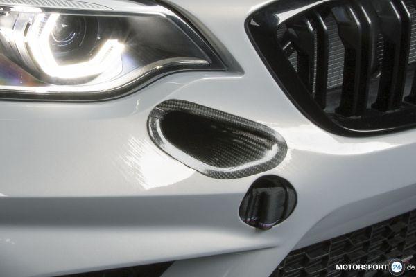 BMW M2 CS Style Lufteinlässe