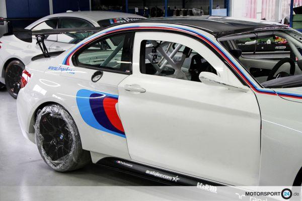 BMW M2 F87 / M235i F22 Türen
