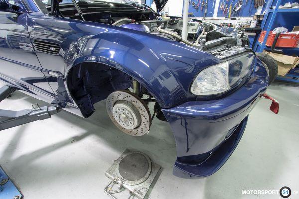 BMW M3 E46 Bodykit Light