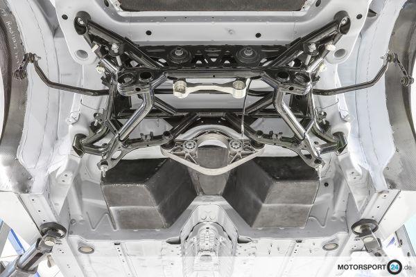 BMW M4 / M3 Differential Aufhängung Race