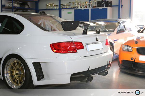 BMW M3 E92 Heckflügel GT4 Upgrade