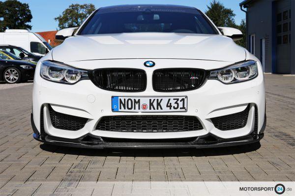 BMW M3 F80 GT4 Lippe mit Bremsenkühlung