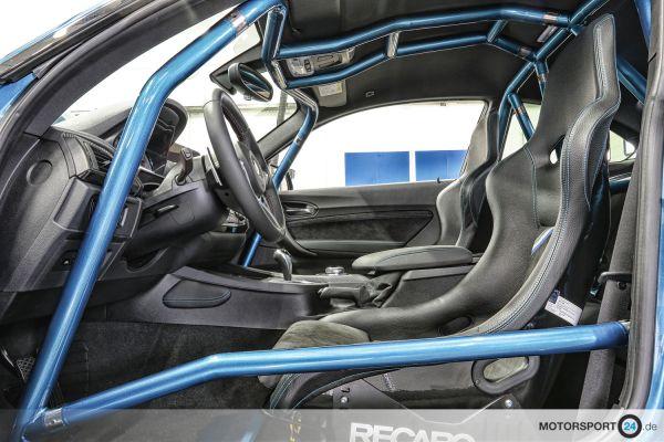 BMW M2 F87 Wiechers Käfig