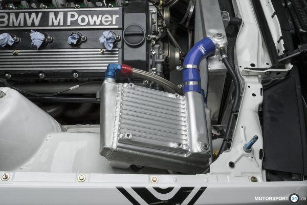 M3 E30 Wärmetauscher DTM