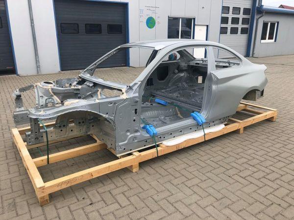 BMW M2 F87 Motorsport Karosserie