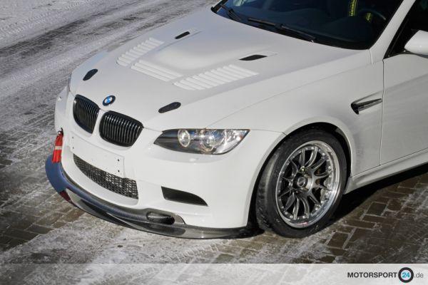 BMW M3 E90 GTR Motorhaube