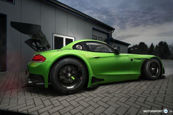 BMW Z4 GT3 Bodykit