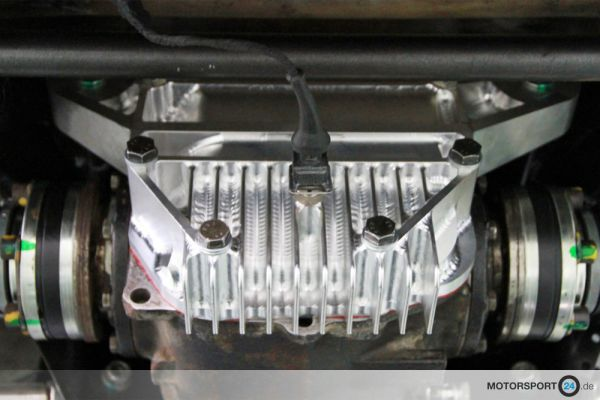 BMW M3 E46 Differential Deckel Race