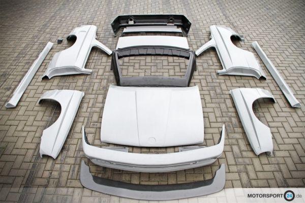 BMW M3 E30 Bodykit