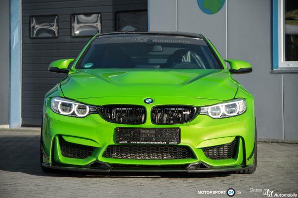 BMW M4 F82 Motorhaube GTS Style