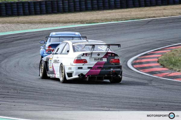BMW M3 E46 Gruppe H Heckflügel
