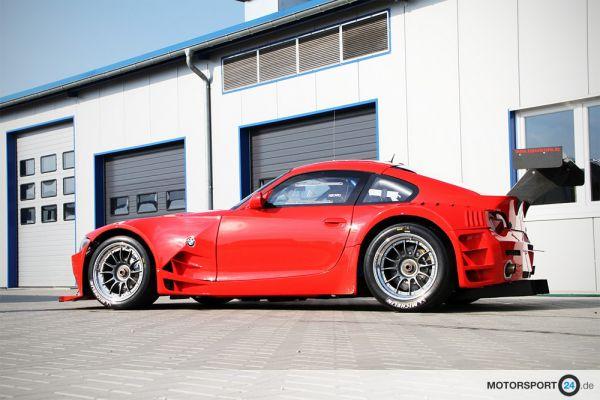 BMW Z4 M E86 Türen Race