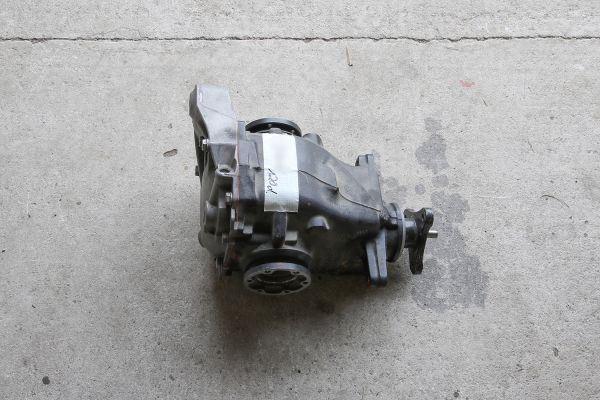 BMW 120d E87 Differential