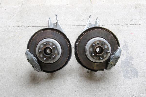 135i E82 Performance Bremse hinten