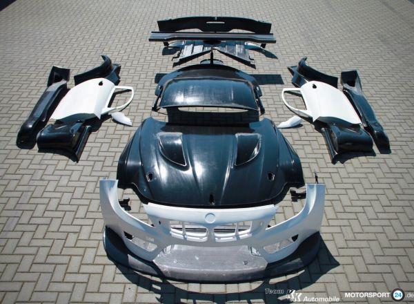 BMW Z4 GT3 Bodykit komplett