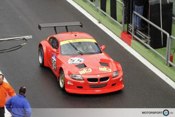 BMW Z4 M E86 GTR Motorhaube