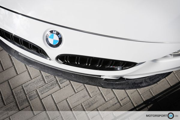 BMW M4 F82 GT4 Lippe mit Bremsenkühlung