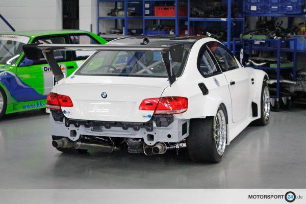BMW M3 E92 Heckflügel Race