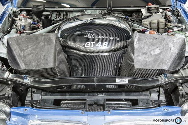 BMW M3 E92 Haubenentlüftungskamin