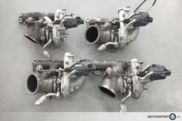 BMW M4 F82 S55 Turbolader
