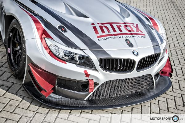 BMW Z4 GT3 Frontsplitter