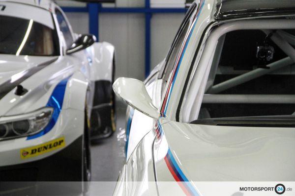 BMW GT2 Spiegel
