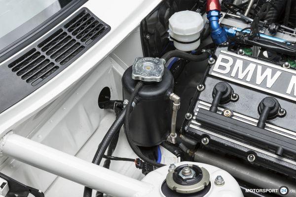 M3 E30 Wasserausgleichsbehälter Race