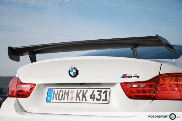 BMW M3 F80 Clubsport Heckflügel