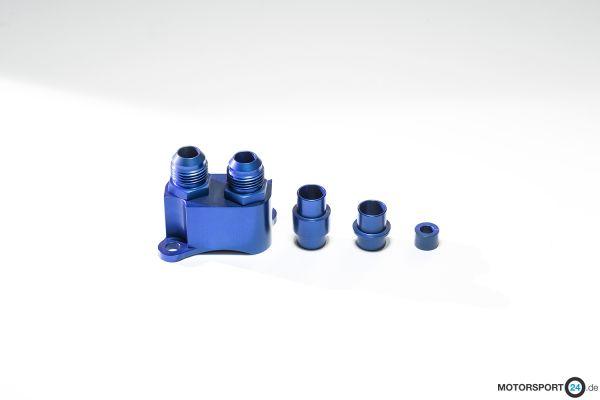 S65 Dash 10 Adapter für Ölfiltergehäuse (Serie)