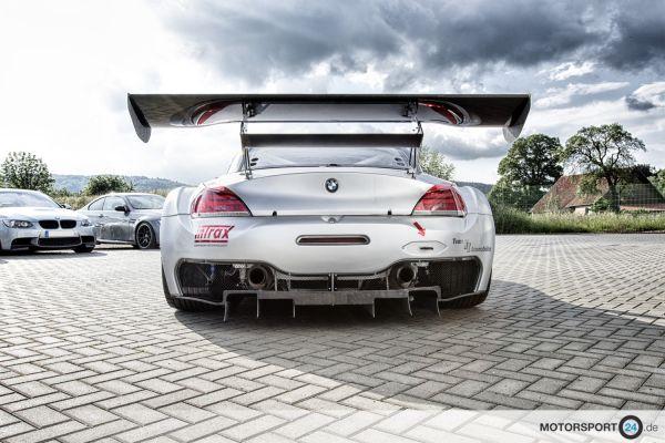 BMW Z4 GT3 Diffusor